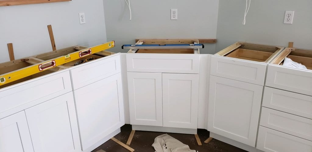 How To Install Cabinets Dean Cabinetry