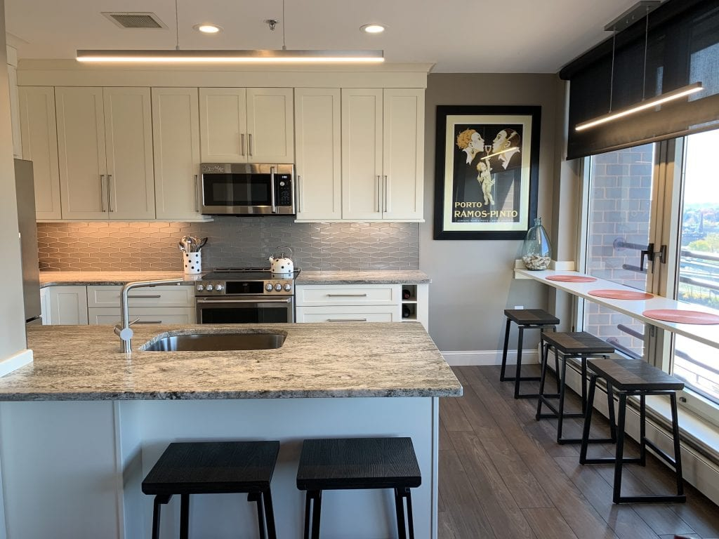 Fabuwood Stock Cabinetry versus refinishing or refacing cabinets